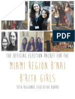 Miami BBG 10th Regional Board Packets