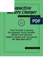 Capacitive Battery Charger (preview)
