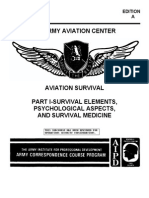 army force survival