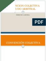 CONVENCIONES COLECTIVAS