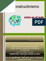 01CONSTRUCTIVISMOLECTO-ESCRITURA.ppt