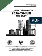 emergency response to terrorism