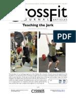 57 07 Teaching the Jerk