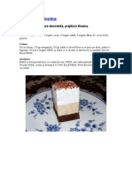 Prăjitură Boema