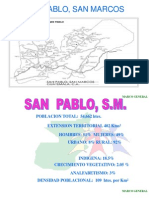 Sala Situacional San Pablo