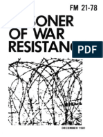 prisoner of war resistance