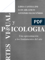 Castellini Lidia - Artes Visuales Y Psicologia Vol 1
