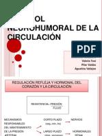 CONTROL NEUROHUMORAL DE LA CIRCULACIÓN