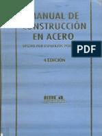 Manual De Construccion En Acero - Diseño por esfuerzos Permisibles