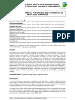a007-A Crise Do Subprime e a Performance Das Cooperativas de Reciclagem de Residuos