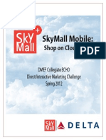 SkyMall Mobile-Shop on Cloud Nine