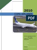 Copa Airlines Trabajo