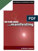 TheTruthAboutManifesting - Charles Cosimano