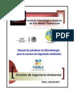 Manual de Practicas Microbiologias 2013