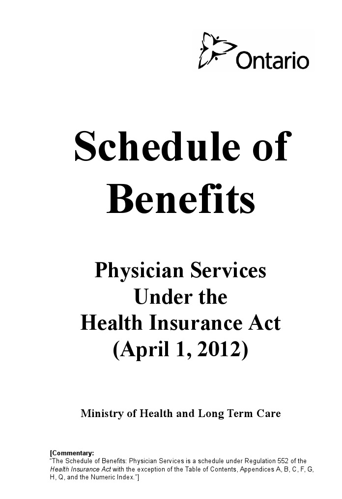 Sob Physician Services 20120401 Web Version | Anesthesiologist