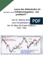 Die Renaissance der Aktienkultur