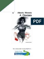 Alberto Moravia a Ciociara