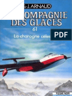 arnaud - la compagnie des glaces - 61 - la charogne céleste