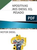 Motores Diesel Equipo Pesado