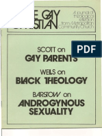 1976 March - The Gay Christian