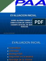 Evaluacion Inicial APAA
