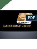 Spectrum Autism