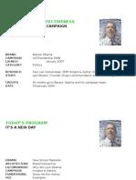 Case Study-The Obama Strategy 111