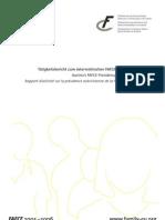 Rapport activit Sur La Présidence Autrichienne de La FAFCE de 2003 à 2006