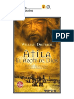 Dietrich William - Atila El Azote de Dios