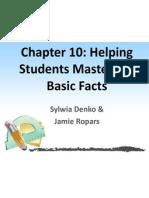 Chapter 10 Math Presentation