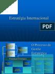 Estratégias de Internacionalização