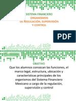 Organismos de Regulacion Supervison y Control de La Banca Bursatil