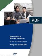 SAP Certified in Run SAP Operations