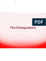 fire extinguisher prototype