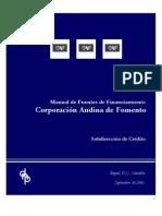 Corporacion Andina Financiera Financiera