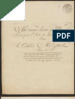 Mozart Twinkle Variations