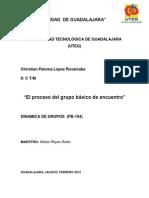 Universidad de Guadalajara,,, Grups de Encuentro