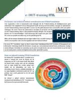 IMIT-training ITIL