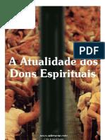 A Atualidade dos Dons Espirituais - Desconhecido.pdf