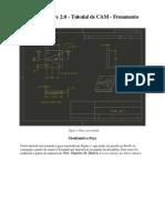 Tutorial de CAM Pro Engineer - Fresamento
