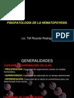 1 HE-Fisiopatología de la Hematopoyesis