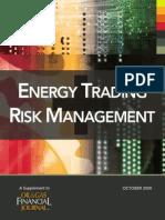 OilAndGasFinancialJournalOctober2008_EnergyTradingRiskManagement
