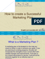 Marketing Plan Format