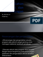 Sistem Pertandingan Topic 8