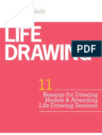 11 Reasons for Life Drawing