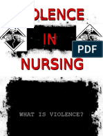 Violence in Nursing