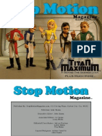 Stop Motion Magazine October 2009