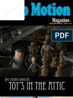 Stop Motion Magazine SMM-Issue-171