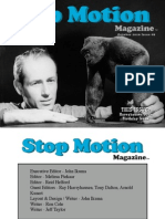 Stop Motion Magazine SMM October 2010