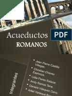 Acueductos Romanos (Mercy Flores)